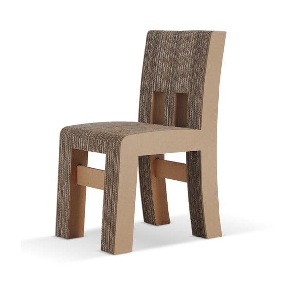 Kartonová židle Campagnola Natural