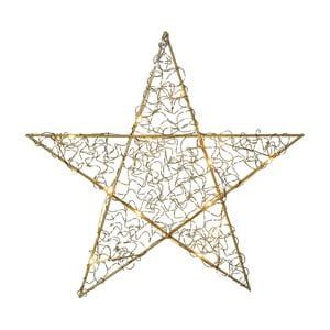 Decorațiune luminoasă suspendată cu LED Best Season Loop Star Bras