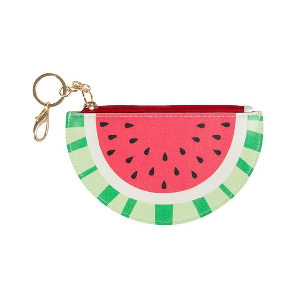 Malá peněženka na klíče Sass & Belle Tropical Watermelon