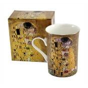 Porcelánový hrnek HOME ELEMENTS Klimt Solei, 300 ml