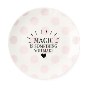 Keramický talíř Miss Étoile Magic, ⌀ 17 cm