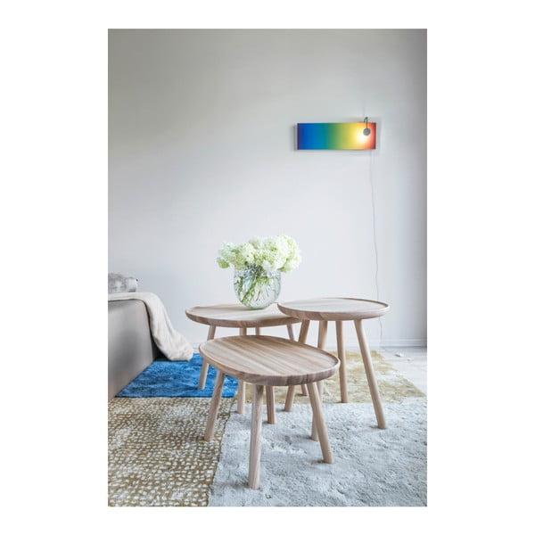 Přírodní odkládací stolek z masivu EMKO Naïve Small
