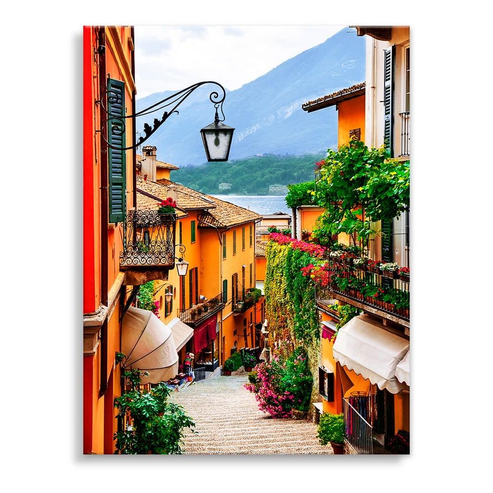 Produktové foto Obraz na plátně Styler Como, 100 x 75 cm