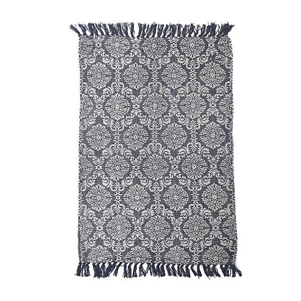 Bavlněný koberec Stone Grey, 70x110 cm