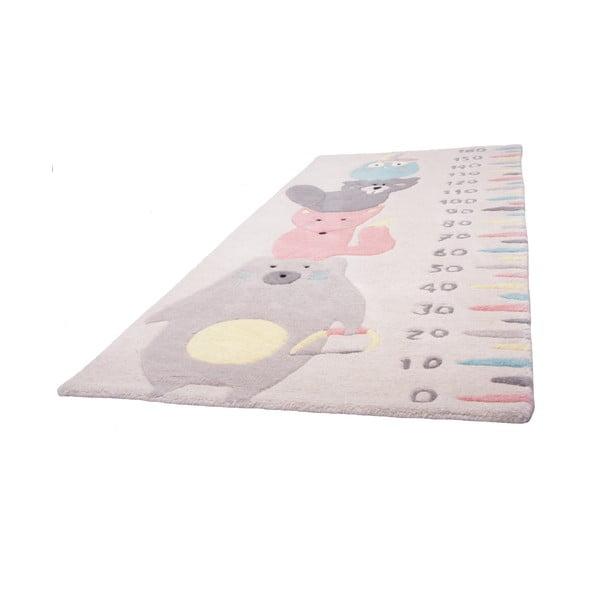 Dětský koberec Totem, 170x70 cm