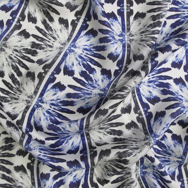 Hedvábný šátek Love Navajo, 130x130 cm