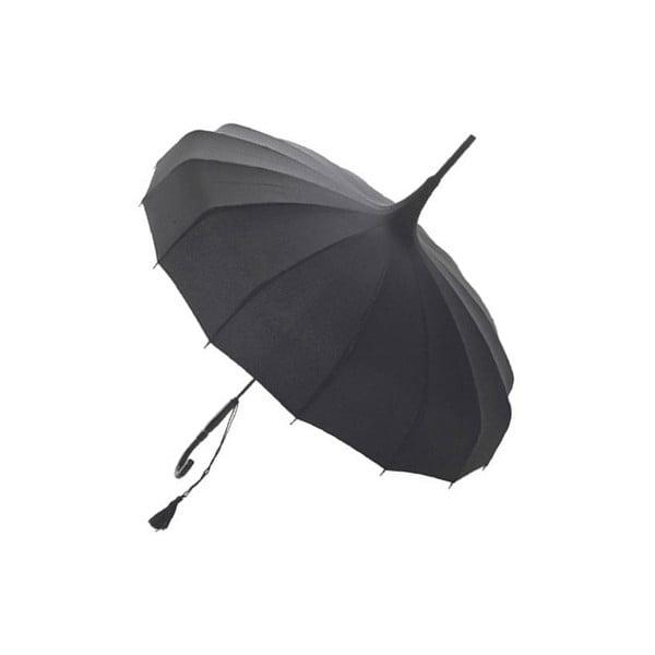Deštník Lisbeth Dahl Pagoda Black