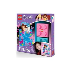Dětské noční světlo LEGO Friends Olivia