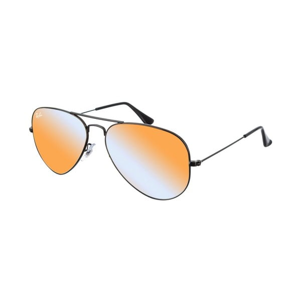 Sluneční brýle Ray-Ban Aviator Black Sunrise