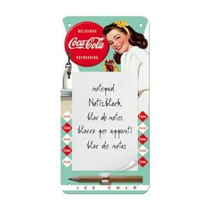 Poznámkový blok Coca Cola Woman