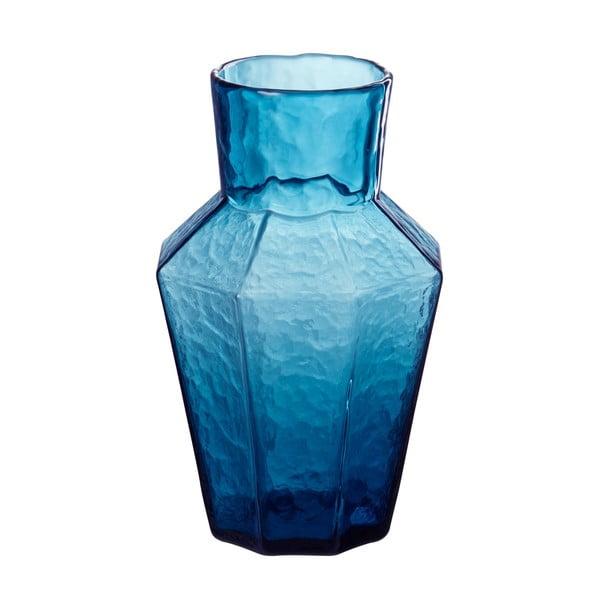 Váza J-Line Blua, výška 21 cm