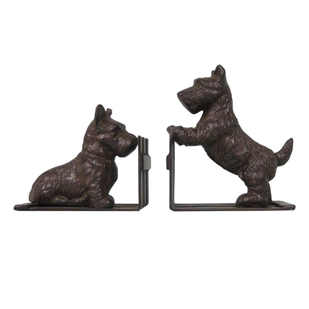 Produktové foto Sada zarážek na knihy Antic Line Cute Dogs