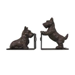 Suporturi pentru susținut cărțile pe raft Antic Line Cute Dogs