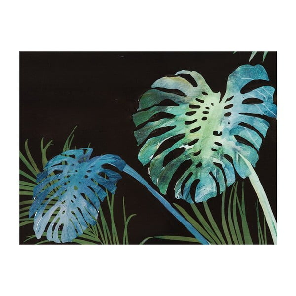 Plants Bobby falikép, 80 x 80 cm - Santiago Pons