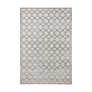 Šedý koberec Mint Rugs Shine Mero, 120 x 170 cm