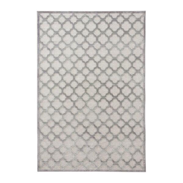 Sivý koberec Mint Rugs Shine Mero, 80 × 125 cm