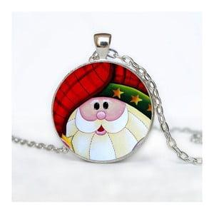 Dámský řetízek s přívěskem Butoni de Camasa Happy Cartoon Santa