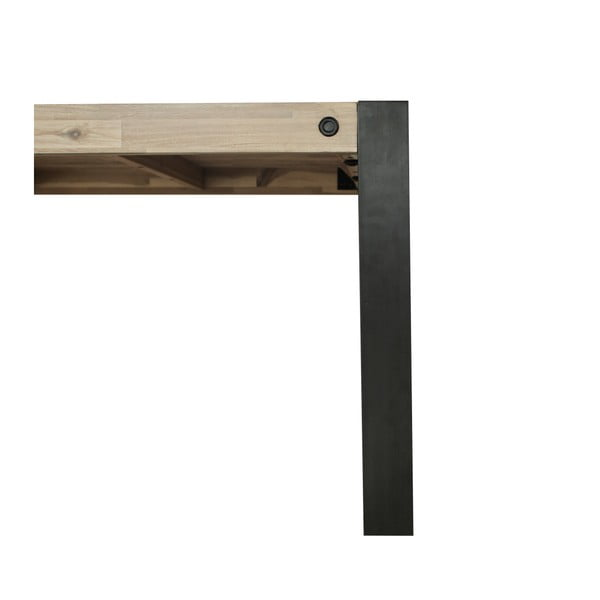 Masă din lemn de salcâm Sømcasa Boston