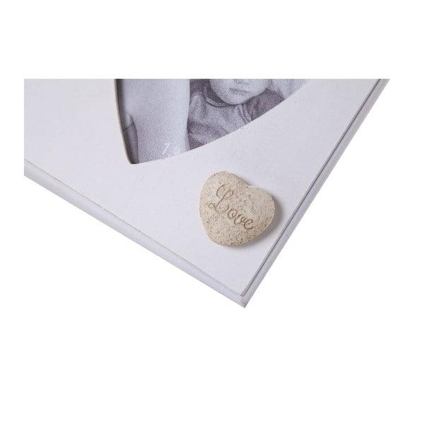 Fotorámeček Cornice Cuore, 17,5x22,5 cm