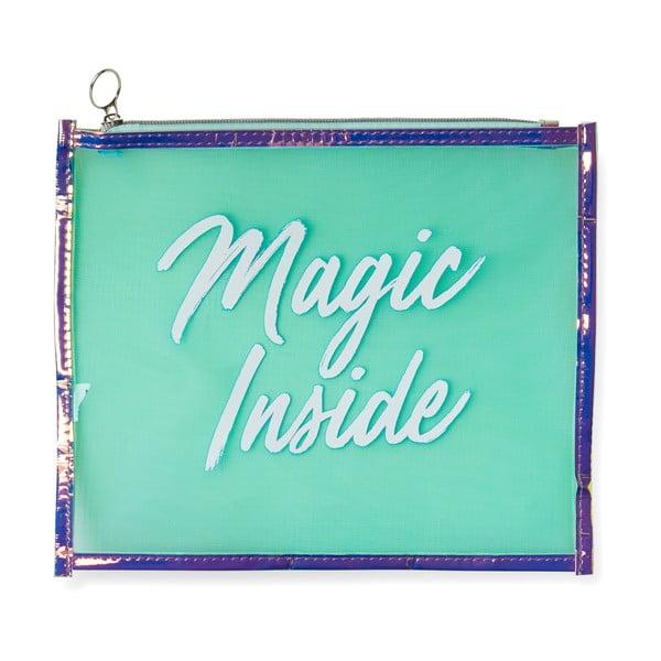 Gentuță pentru articole mici Tri-Coastal Design Magical Inside, albastru deschis