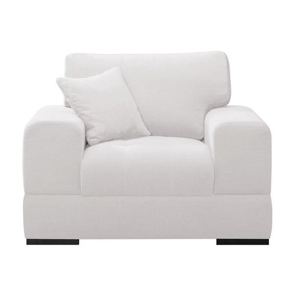 Biały fotel Guy Laroche Passion