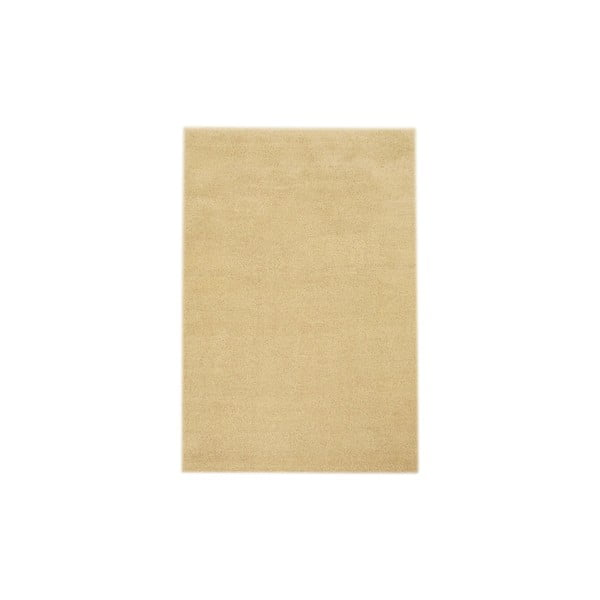 Vlněný koberec Kerima Beige, 140x200 cm