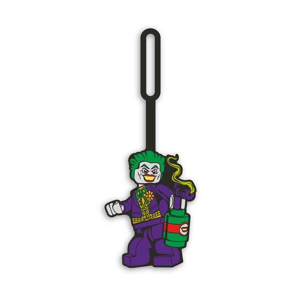Etichetă pentru bagaj LEGO® DC Joker