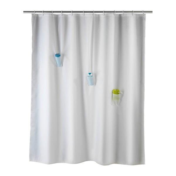 Protiplísňový závěs do sprchy Wenko Villa