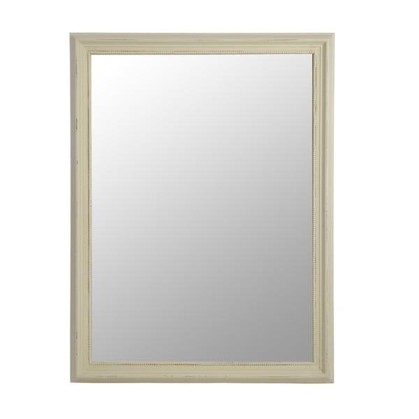 Dřevěné zrcadlo Recta