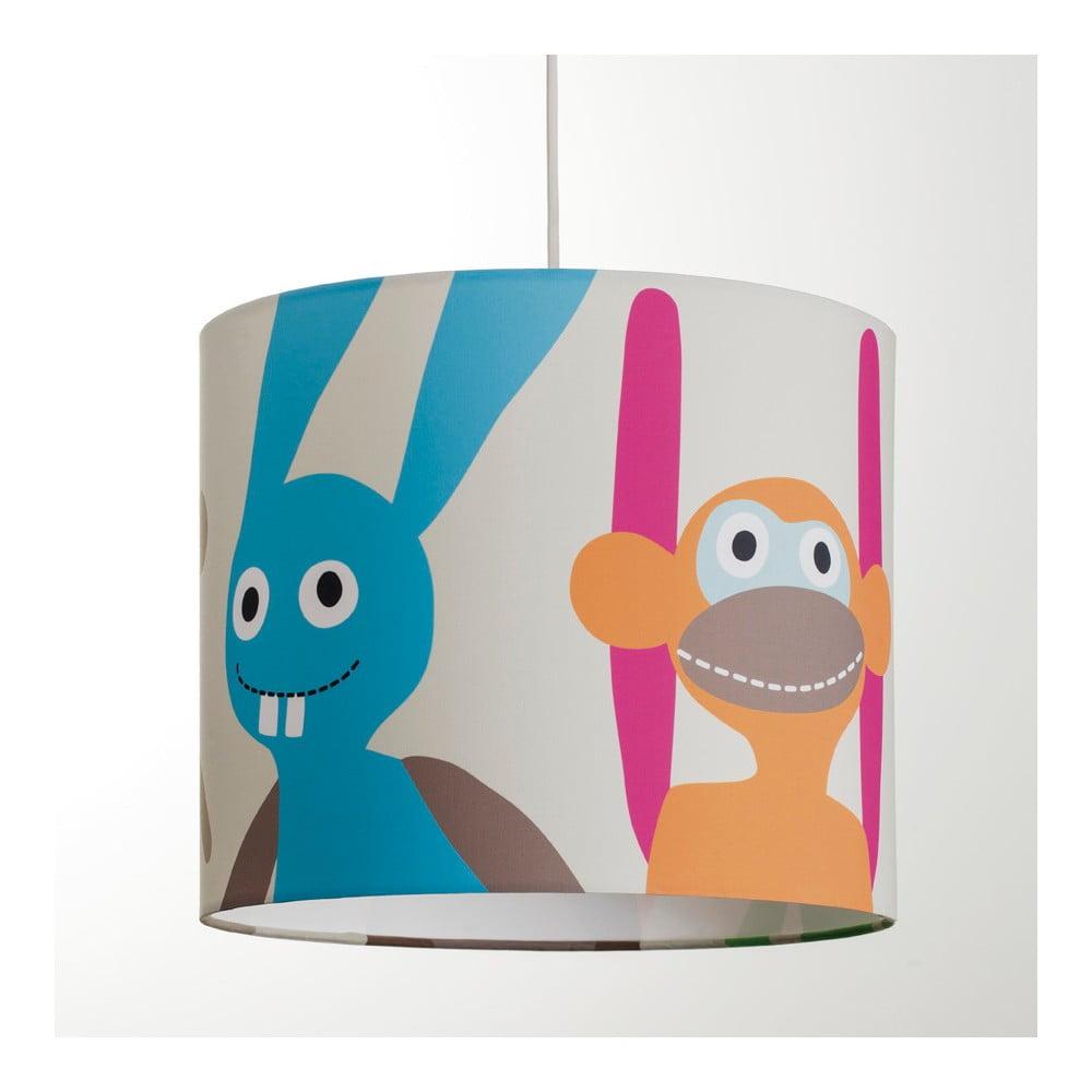 Stínidlo pro závěsnou lampu LAVMI® Heroes, 30 x 25 cm