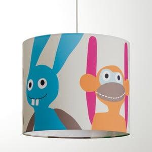 Stínidlo pro závěsnou lampu LAVMI® Heroes, 30x25cm