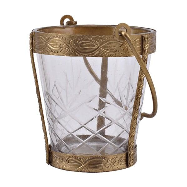 Svícen ve tvaru kyblíku Herink Vintage