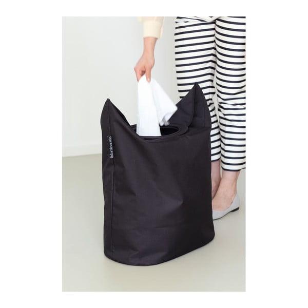 Taška na prádlo Quick Black, 50 l