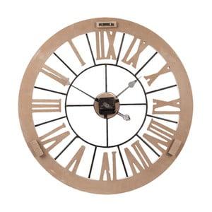 Nástěnné hodiny Clayre & Eef Punteo, ⌀ 60 cm