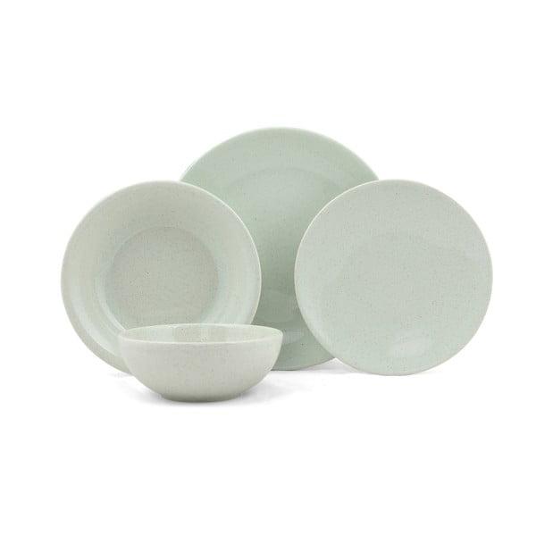 24dílná sada porcelánového nádobí Kutahya Buneto