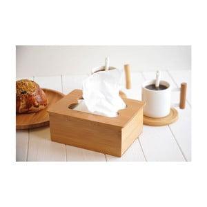 Bambusový box na kapesníčky Viletta