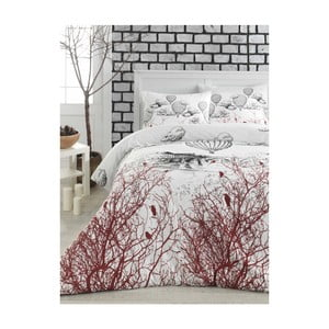 Lenjerie de pat cu cearșaf Palvin, 200 x 220 cm