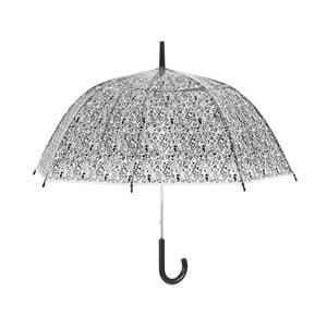Deštník Black Heart Print