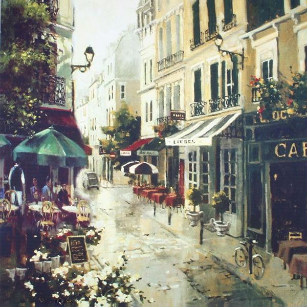 Obraz na plátně Avenue, 50x50 cm