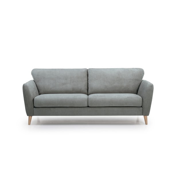 Vesta háromszemélyes világosszürke kanapé - Softnord