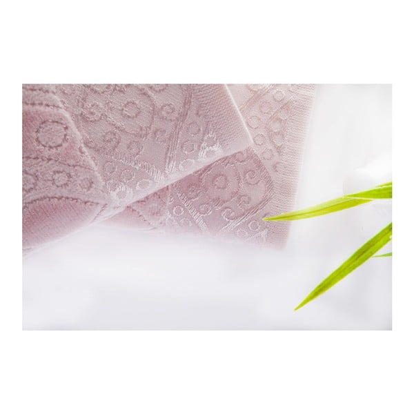 Sada 2ks ručníků Sal Pink, 50x90 cm