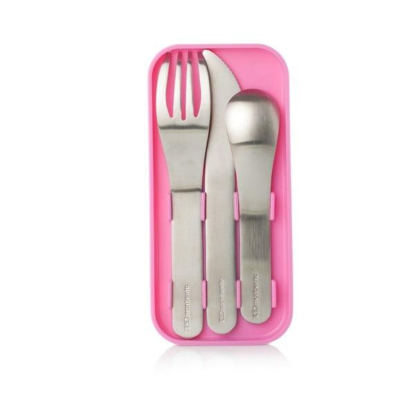 Tacâmuri portabile Pink