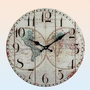 Nástěnné hodiny Maps