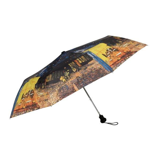 Skládací deštník Von Lilienfeld Nightcafé, ø 90 cm