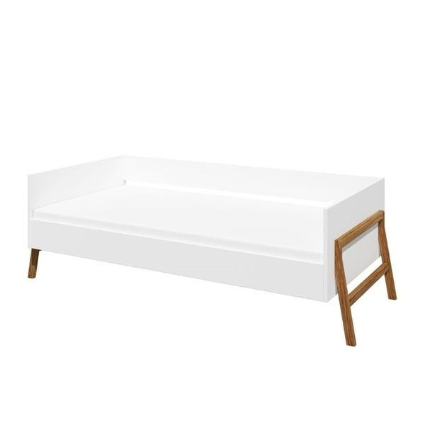 Bílá dětská postel BELLAMY Lotta, 80x160cm