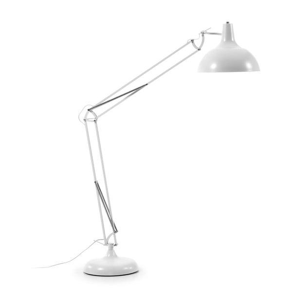 Bílá stolní lampa La Forma Levi