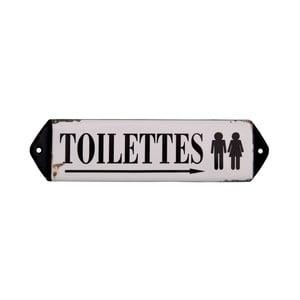 Plăcuță pentru ușă WC Antic Line Toilettes