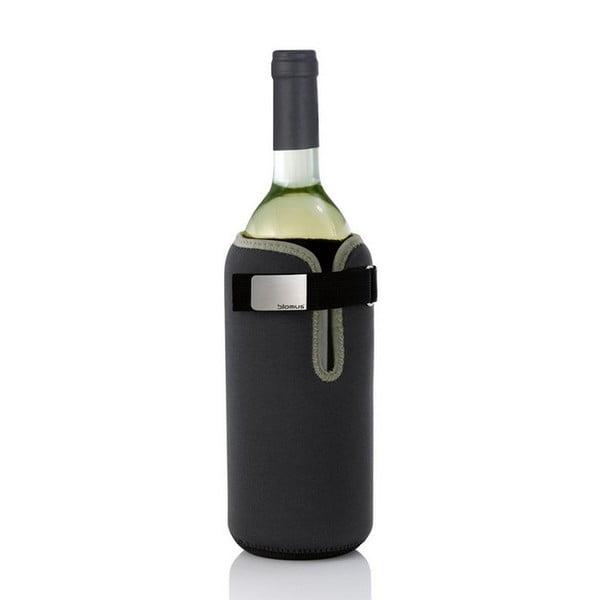 Chladící límec na lahev, černý