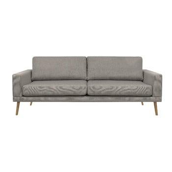Canapea cu 3 locuri Windsor & Co Sofas Vega, gri deschis de la Windsor & Co Sofas
