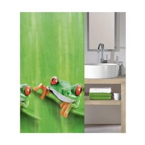 Sprchový závěs Charlie Green, 180x200 cm